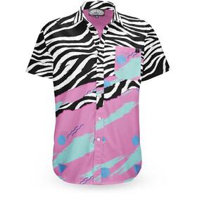 Loose Riders C/S SS Shirt Men, shred zebra